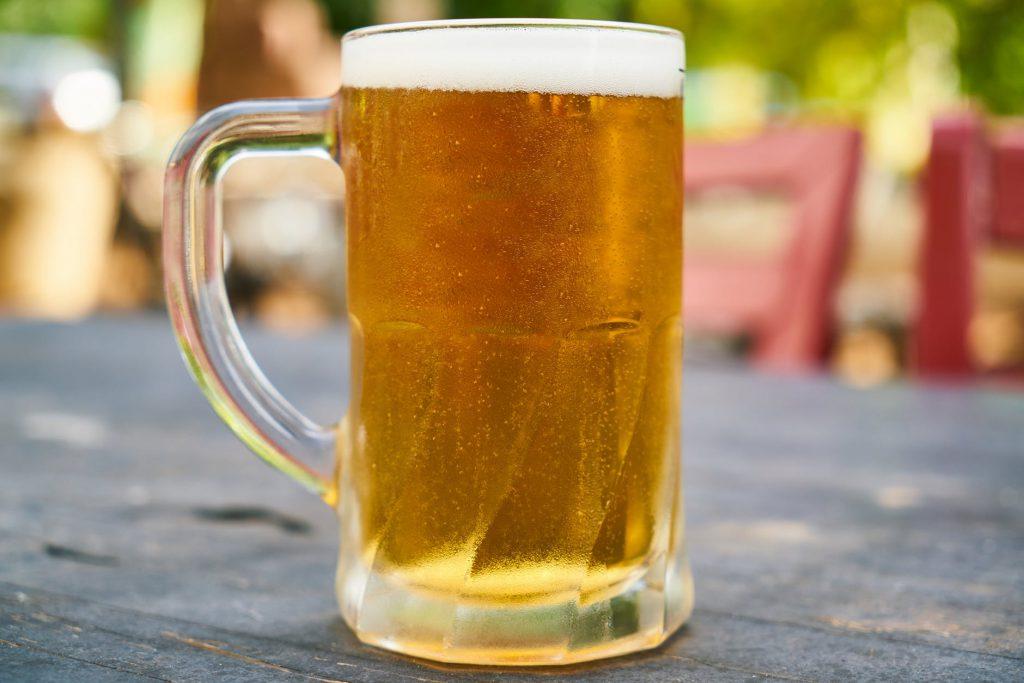 veel bier